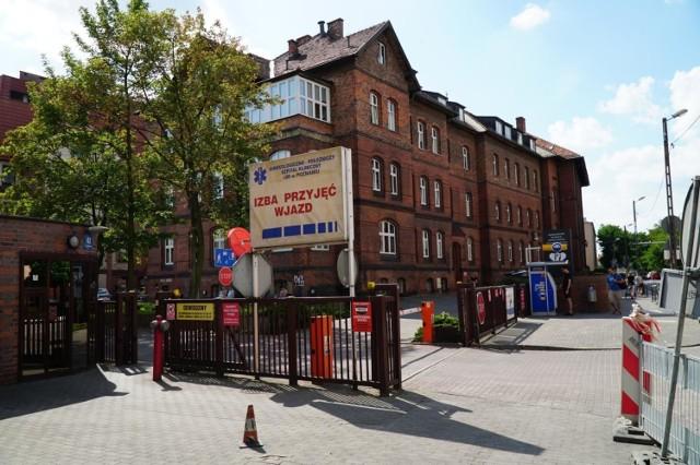 Koronawirus w Ginekologiczno-Położniczym Szpitalu Klinicznym UM przy ul. Polnej w Poznaniu.