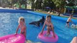 Rodzinna strefa relaksu dla całych rodzin w Chąśnie. Atrakcji jest wiele [1 lipca]