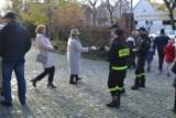 Tlenek węgla cichym zabójcą. Druhowie z OSP Pruszcz Gdański radzili, jak się przed nim ochronić [ZDJĘCIA]
