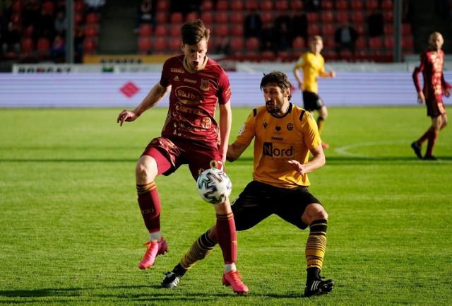 Adama Ryczkowskiego w nadchodzącym sezonie nie zobaczymy już w barwach Chojniczanki Chojnice