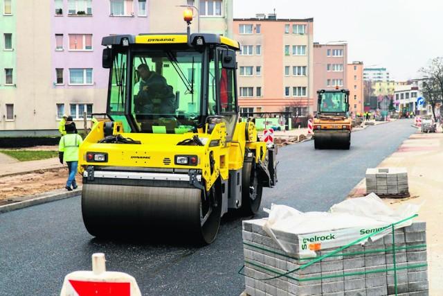 Pierwszy etap rewitalizacji zaniedbanego osiedla już się zakończył i kosztował  łącznie ponad 18 milionów złotych.