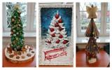 Powiat gdański. Konkurs Moja Choinka Bożonarodzeniowa rozstrzygnięty. Panie przygotowały piękne i oryginalne prace |ZDJĘCIA