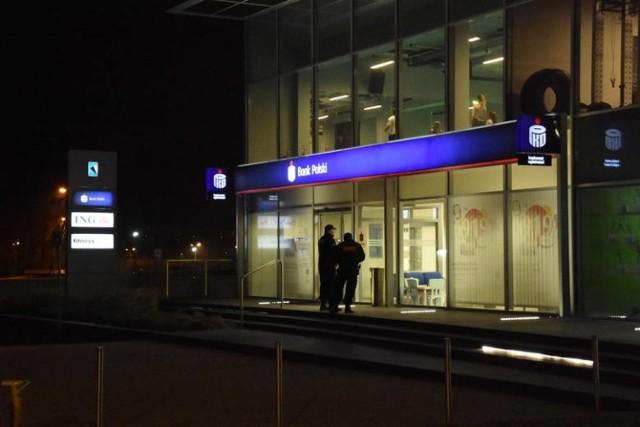 Mężczyzna został zatrzymany w 2019 roku podczas próby napadu na bank w Rybniku