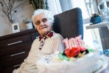 Genowefa Bartkowska, mieszkanka Bydgoszczy, świętuje 103. urodziny! [zdjęcia]