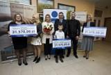 Padł rekord! Podczas prezydenckiego balu w Koszalinie udało się zebrać prawie 95 tys. zł [wideo]