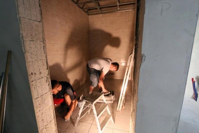 """Zakres prac zaplanowanych w budynku """"C"""" grudziądzkiego ratusza jest obszerny"""