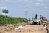 Rozpoczęły się prace na drodze Kokorzyn – Szczodrowo [FOTO]