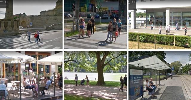 Szczecin na Google Street View. A może dojrzycie na nich siebie? Może to właśnie Ty spacerujesz ulicami Szczecina lub siedzisz w kawiarni!? Sprawdź! >>>