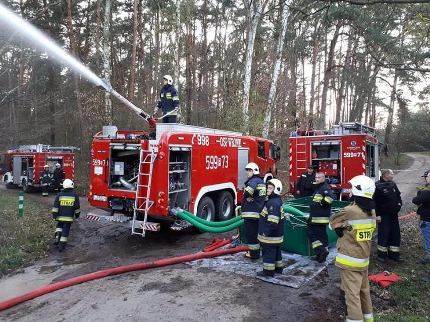 Sytuacja strażaków ochotników w dobie koronawirusa