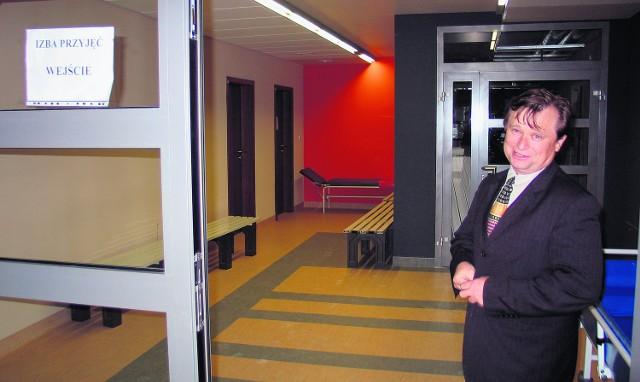 W Szpitalu Specjalistycznym nr 1 trwa remont, który ma za zadanie dostosować placówkę do wymogów ministra zdrowia. Już wkrótce zostanie otwarta nowa izba przyjęć