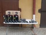 Bielsk Podlaski. Nowe wyposażenie dla jednostek Ochotniczej Straży Pożarnej (zdjęcia)