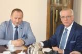 Konferencja władz w Urzędzie Miejskim w Krotoszynie [ZDJĘCIA]
