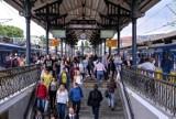 Zmiany w kursowaniu SKM na trasie Gdańsk Śródmieście-Gdańsk Wrzeszcz. Co 20 minut i tylko 1 torem! Zmiana od 31.08.2020 roku