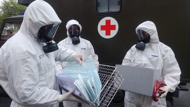 Szpital polowy w Bydgoszczy to specjalistyczna jednostka, której żołnierze służyli na misjach w Iraku i Afganistanie. Dokumenty medyczne jednostki znalazły się poza nią