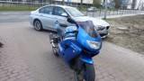 Za jedną przejażdżkę motocyklem dostał cztery mandaty