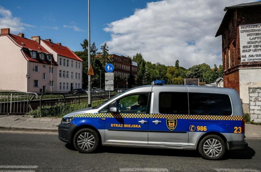 Straż Miejska w Gdańsku wraca do normalnego trybu pracy