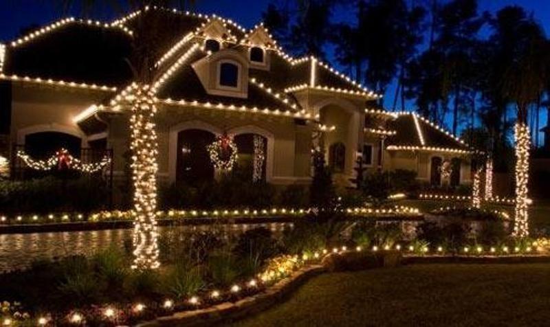 świąteczne Oświetlenie Domu Rzeszów Nasze Miasto