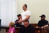 Nożownik z ul. Żwirki i Wigury przed sądem. Rozprawa odroczona [ZDJĘCIA]