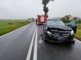 Pechowo na drogach w gminie Dobrcz. Trzy wypadki w ciągu 20 minut: w Karolewie, Wiskitnie i Magdalence [zdjęcia]