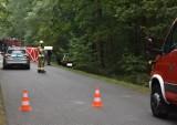 Śmiertelny wypadek w gminie Chocz. Nie żyje 21-latek