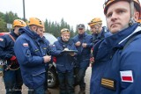 Ćwiczenia w ewakuacji GOPR i straży pożarnej na Dzikowcu (ZDJĘCIA)