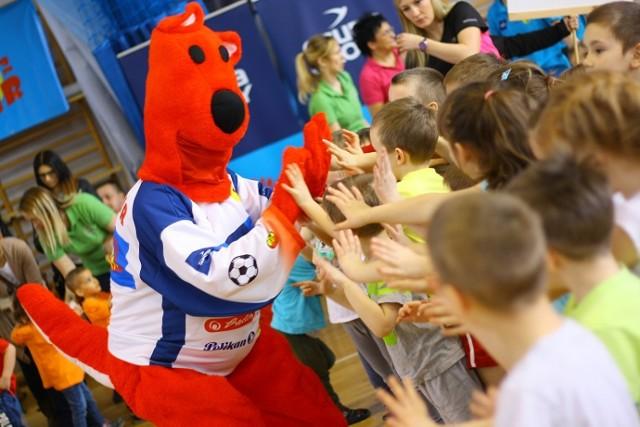 W Bydgoszczy w hali sportowej Wyższej Szkoły Gospodarki odbyła się impreza Grupa Azoty Przedszkoliada Tour, czyli największego w Europie cyklu eventów o charakterze sportowym dla Aktywnych Przedszkolaków.
