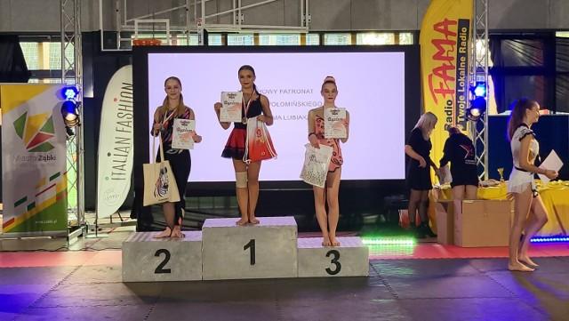Grad medali spadł w Warszawie na sportowców z Podkarpacia