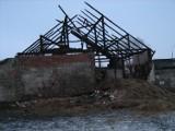 Bochnia: pożar stodoły przy ul. Rejtana [ZDJĘCIA]