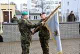 Uroczyste przekazanie dowództwa 3. Batalionu Łączności NATO w siedzibie w Bydgoszczy [zdjęcia]