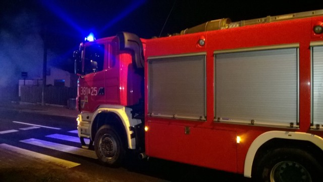 Strażak - jeden z zawodów, który wykonuje się całą dobę