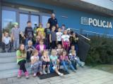 Żory: Spotkania dzieci z policją w komendzie [ZDJĘCIA]