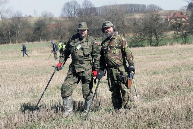 Stowarzyszenie Historyczno - Eksploracyjne Księstwa Legnickiego poszukuje śladów Bitwy pod Legnicą
