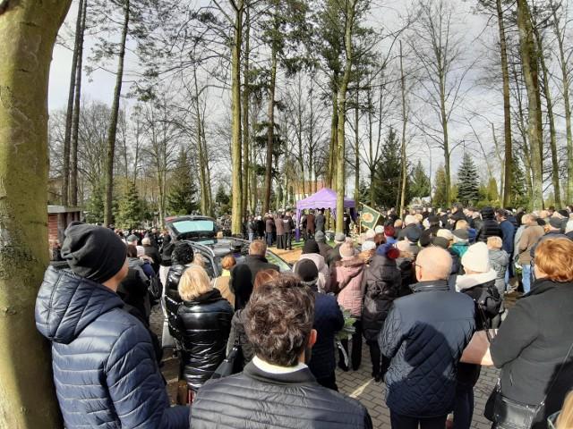 Pogrzeb Władysława Mietlickiego