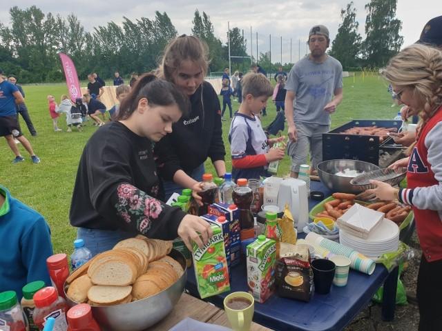 Hegemon Akademia Rugby w Mysłowicach zorganizowała piknik dla dzieci z domów dziecka. Zobacz kolejne zdjęcia >>>