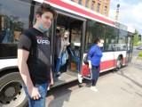 Kierowca MZK w Piotrkowie dostał ataku drgawek. 14-letni Bartosz zatrzymał autobus z pasażerami! Młody piotrkowianin pomógł też kierowcy