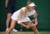 Martyna Kubka: zielonogórska tenisistka na kortach Wimbledonu [ZDJĘCIA]