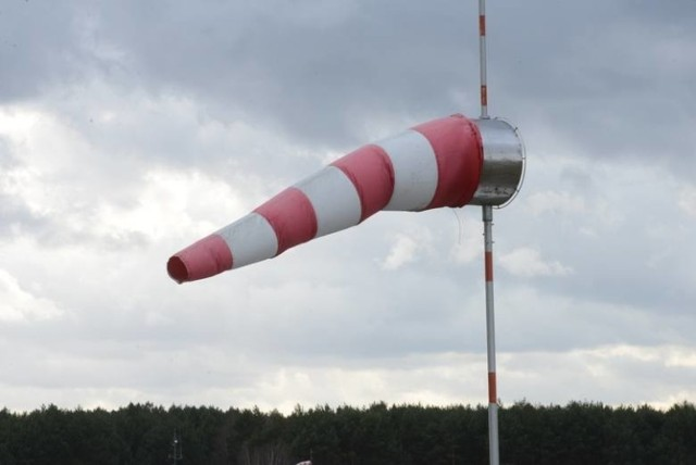 IMGW wydało ostrzeżenie dla Wielkopolski przed silnym wiatrem. W porywach będzie wiało do 75 km/h.