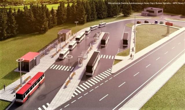 Budowa dworca miała się rozpocząć kilka miesięcy temu, ale na przeszkodzie stanęły problemy finansowe