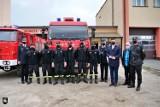Jednostki OSP z Sycowa i Drołtowic otrzymały nowsze wozy strażackie