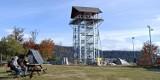 Wieża widokowa na Mosornym Groniu w Zawoi. Kiedy otwarcie? NOWE ZDJĘCIA 24.10
