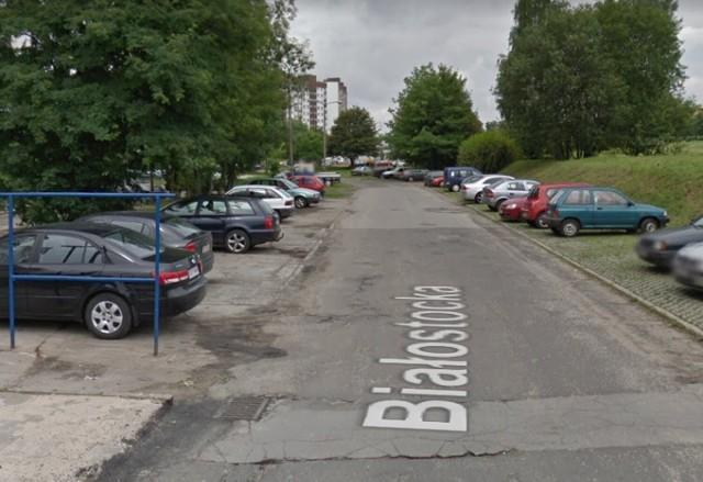 Sosnowiec, ul. Białostocka