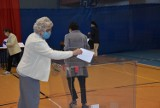Druga tura wyborów prezydenckich 2020 Myszków głosuje ZDJĘCIA