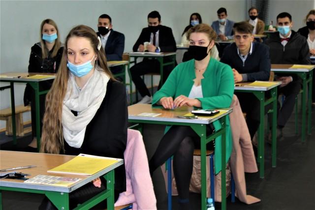 Matura z matematyki w Zespole Szkół Ponadpodstawowych nr 1 w Łęczycy