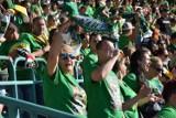 Wielka galeria kibiców z meczu RM Solar Falubaz Zielona Góra - PGG ROW Rybnik. Mamy mnóstwo zdjęć z trybun! Szukacie siebie i znajomych!