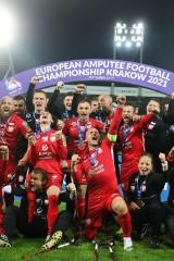 """ME w amp futbolu Kraków 2021. """"Biało-czerwoni"""" z brązowym medalem po zwycięstwie w decydującym meczu z Rosją [ZDJĘCIA]"""