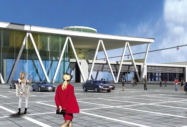 W tym roku firma Ptak chce rozpocząć budowę drugiego obiektu kompleksu Ptak Expo - tzw. retail parku. Budowa pierwszego obiektu, który będzie wchodził w skład Ptak Expo, jest już mocno zaawansowana. Otwarcie outletu zapowiadane jest na październik.