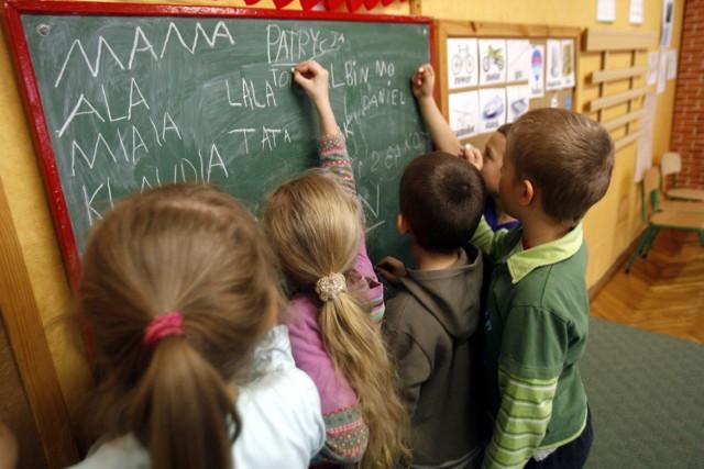 Oddział przedszkolny w Legnicy w każdej szkole