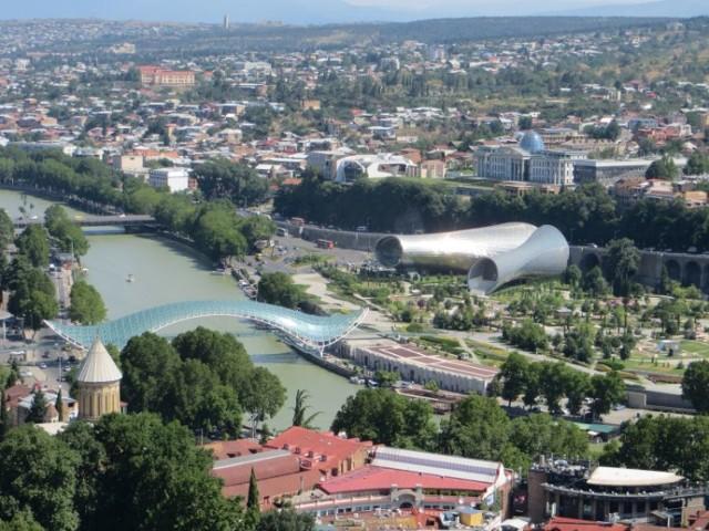 Gruzja, zobacz Kutaisi, Tbilisi i Batumi.