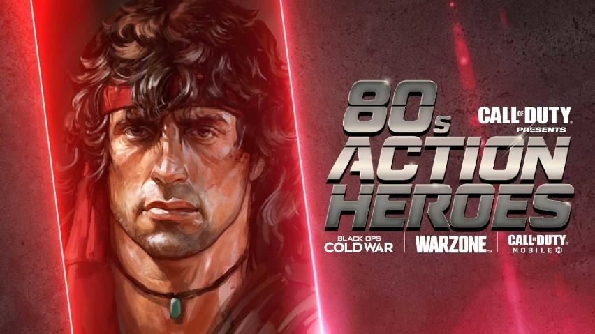 Rambo i Szklanka Pułapka w Call of Duty! Kultowi bohaterowie kina akcji lat 80. trafili do gry
