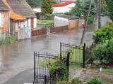 Armagedon pogodowy nad powiatem sławieńskim ZDJĘCIA INTERNAUTÓW, WIDEO aktualizacja
